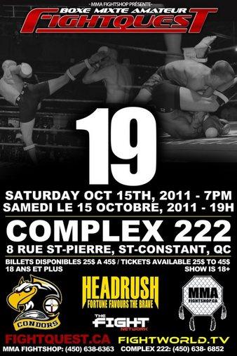 Fightquest 19