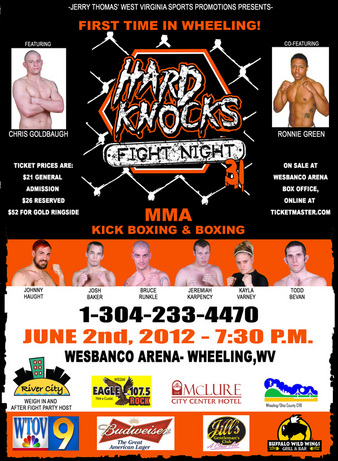 Hard Knocks Fight Night 31