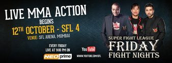 Super Fight League 4