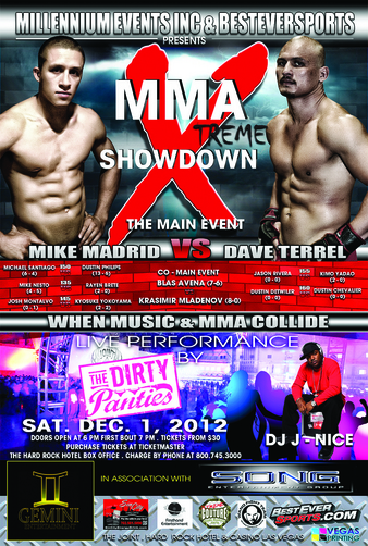 MMA Xtreme Showdown