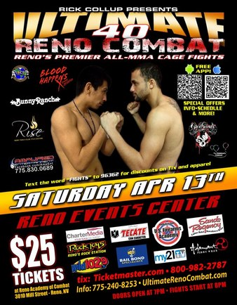 Ultimate Reno Combat 40
