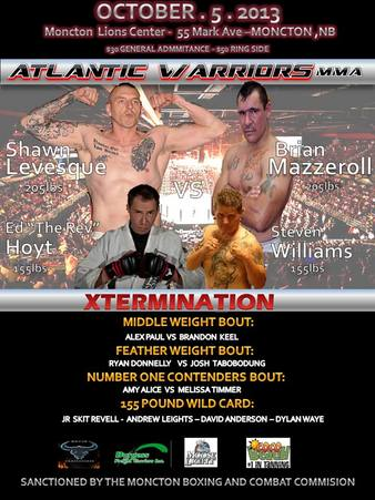 Atlantic Warriors MMA 2