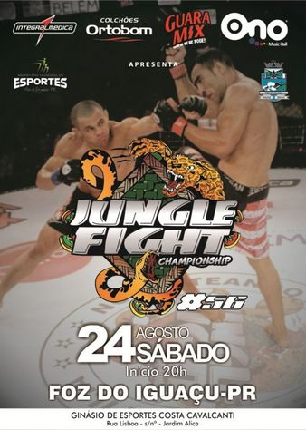 Jungle Fight 56