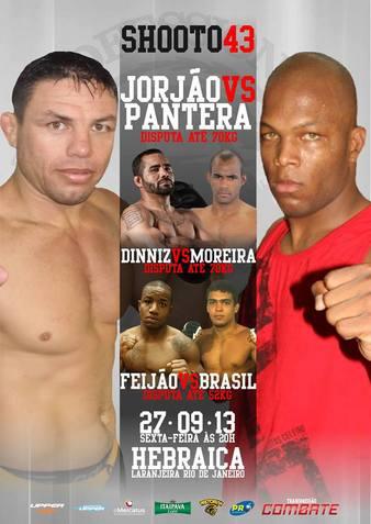 Shooto Brazil 43