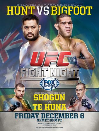 UFC Fight Night 33