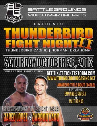 BattleGrounds MMA 2