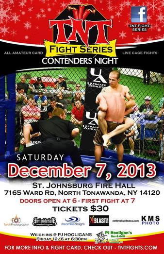 TNT Fight Series