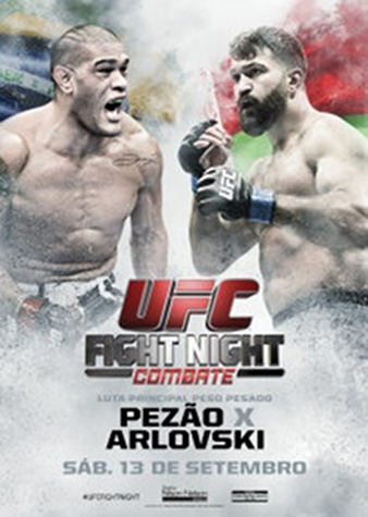 UFC Fight Night 51: Bigfoot vs. Arlovski 2 Results and Bonuses UFC_Fight_Night_51_Bigfoot_vs._Arlovski_2_Poster