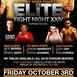 Jeremy Horn's Elite Fight Night 24