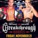 Breakthrough MMA 14