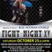 Rings of Dreams Fight Night 15