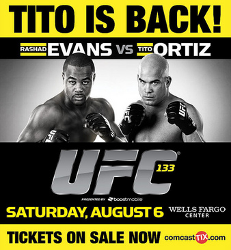 UFC 133