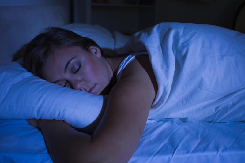 Study Shows Dietary Nutrients Associated With Certain Sleep Patterns