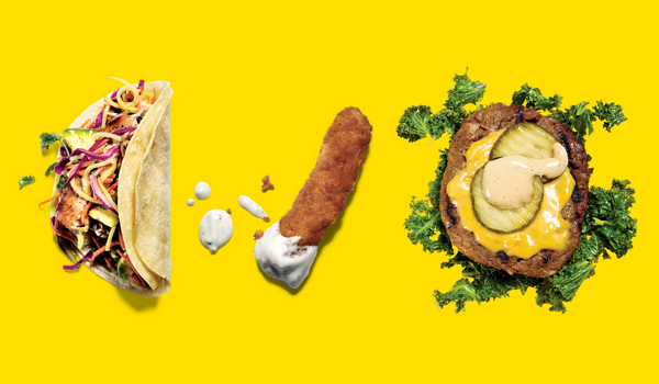 Now You Can Eat Fast Food And Stay Healthy