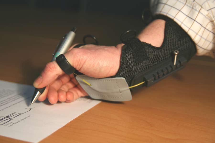 Regaining Your Grip With Tetraplegia