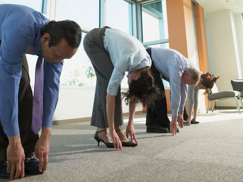 Little Known Ways To Lose Weight At Work