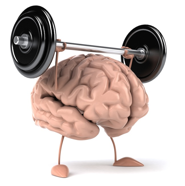 Exercise May Help Give Your Brain A Boost