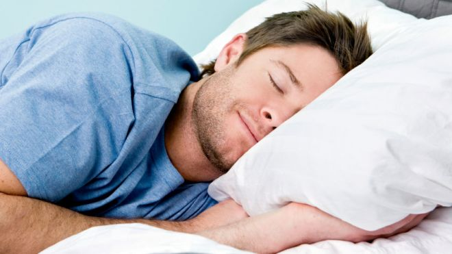 Have Sleep Apnea? Try Exercise And Eating Healthier.