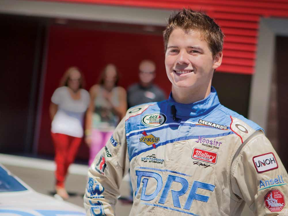 NASCAR Driver Ryan Reed Diagnosed With Diabetes