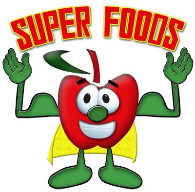 10 Super Foods For Better Health!