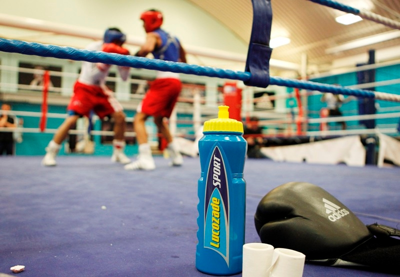 Watch For Dehydration In Combat Sports