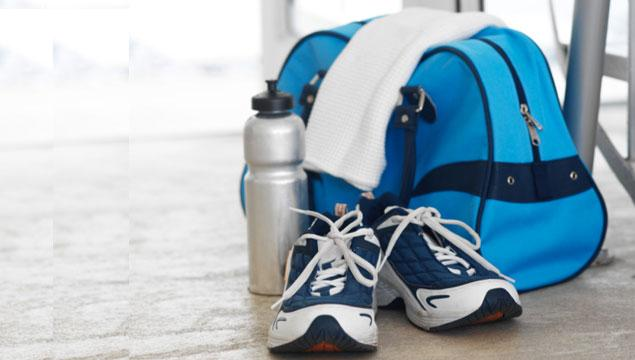 What You Should Have In Your Gym Bag!