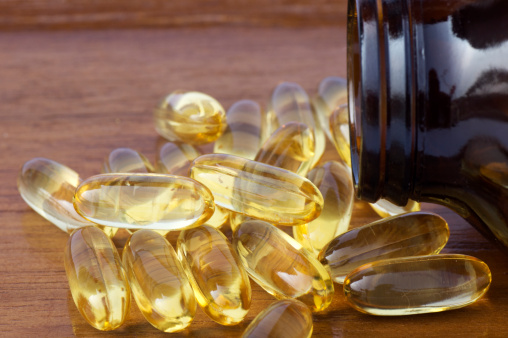 Omega-3s May Raise Prostate Cancer Risk