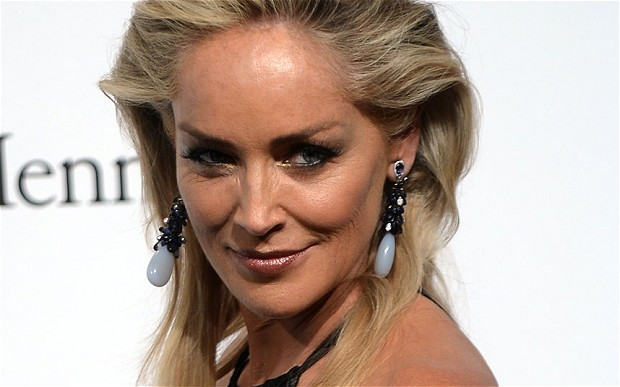 Sharon Stone Talks Sexuality At Age 55: 'There's A Blossoming'