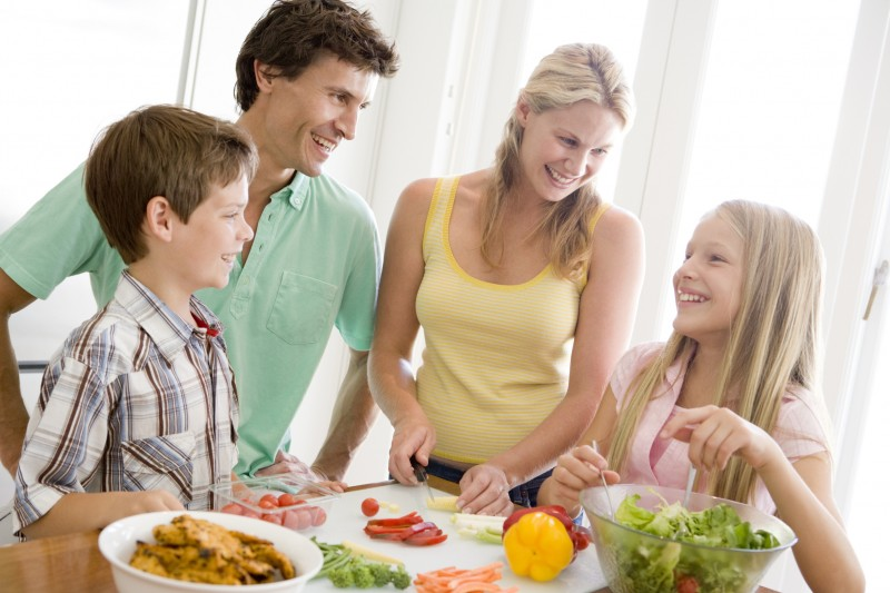How To Talk To Kids About Weight And Dieting