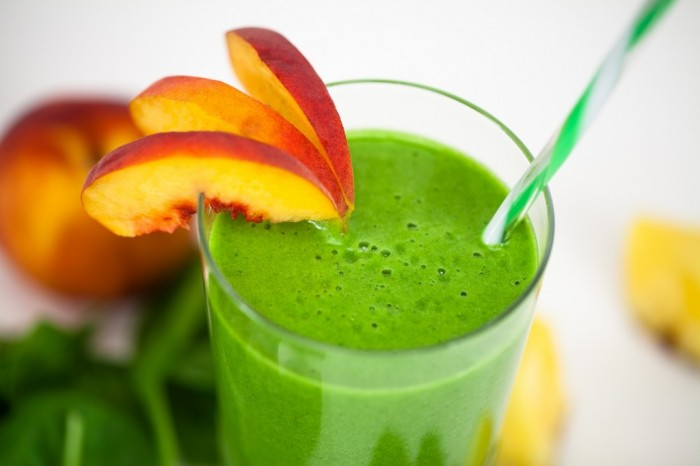 Green Smoothie Recipe To Get Your Daily Serving Of Fruits And Veggies