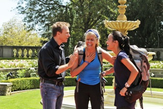 The Amazing Race Winner Nat Strand Talks About Managing Her Diabetes Across The Globe
