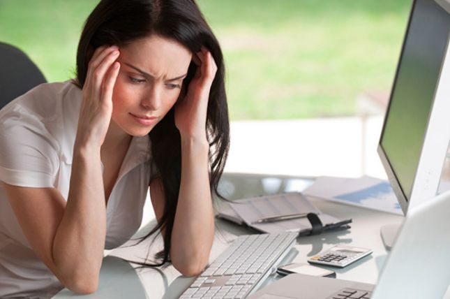 Chronic Stress Linked To Health Problems For Middle-Aged Women