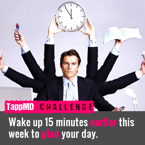 5 Things Super Successful People Do Before 8 AM