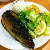 Japanese Miso Mackerel