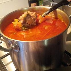 Russian Borscht Soup (Hk Style)