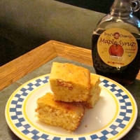 Maple Bacon Cornbread Recipe