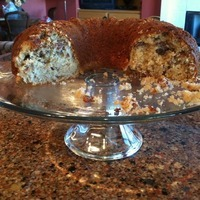 Kelly C's Butter Pecan Cake Recipe