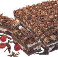 Black Forest Cheesecake Squares Recipe