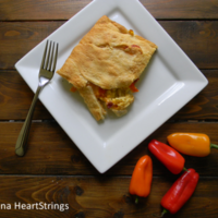 Crescent Roll Breakfast Bake Recipe