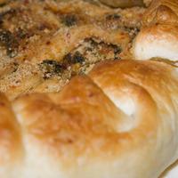 Torta salata di acciughe e patate al peperoncino Recipe