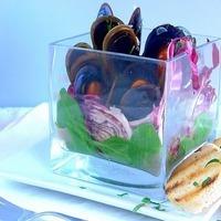 Cozze Serenissime - Un nuovo piatto Veneziano in pentola a pressione Recipe