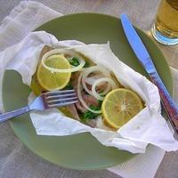 Pesce al Cartoccio in Pentola a Pressione N10 Recipe