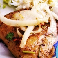 Mahi Mahi pan grilled fillet Recipe