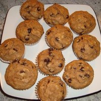 Choco banana muffins Recipe