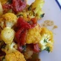 Cauliflower, Baby Potatoes, and Heirloom Tomatoes, Oh My! Recipe