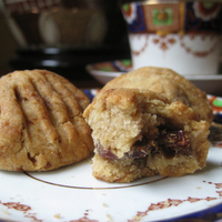 Gluten Free Klaicha - Date Filled Cookies Recipe
