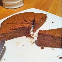 Torta con farina di castagne e cioccolato Recipe