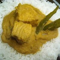 Curry di Pesce in Salsa di Cocco Recipe