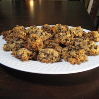 Oatmeal raisonette cookies Recipe