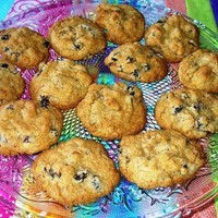 Nut Tree Drop Cookies Recipe